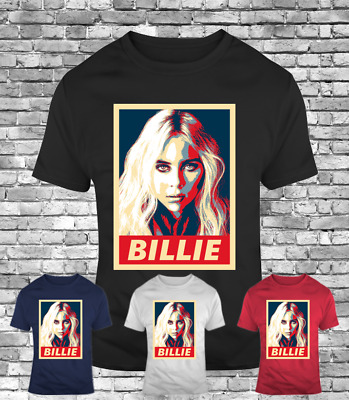 $ CDN21.06 • Buy New Billie Eilish Music Lovers Fans Funny T-shirt Gift Don't Smile At Me Tee
