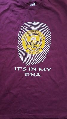 Motherwell Fc It's In My Dna T-shirt • 7.99£