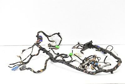2007 subaru legacy outback xt instrument cluster wiring harness oem 07 •  56 99$