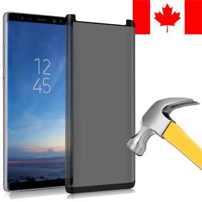 $ CDN7.99 • Buy Privacy Anti-spy Tempered Glass Screen Protector For Samsung Galaxy Note 9