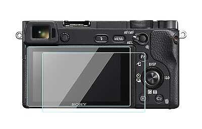 $ CDN10.03 • Buy 2-Pack Glass Screen Protector Compatible For Sony Alpha A6300 A6000 Clear Touch