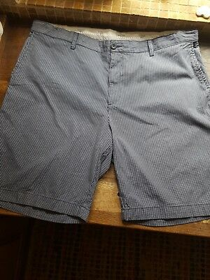 Atlantic Bay Checked Shorts Size 40 Inches • 5.99£