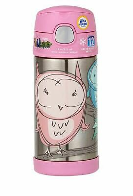 AU16 • Buy THERMOS Drink Bottle Owls AUTHENTIC New Kids Lunch Box