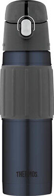 AU22 • Buy Thermos 14hr Cold Stainless Vacuum Drink Bottle 530ml Midnight Blue AUTHENTIC...
