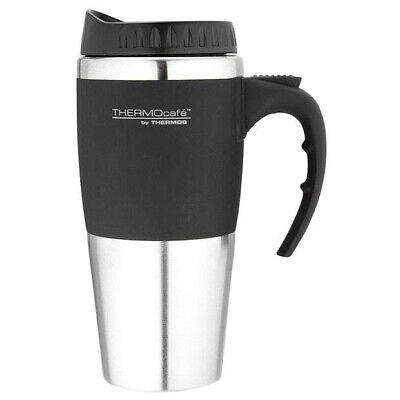 AU12 • Buy THERMOS Stainless Travel Mug With Handle 450ml AUTHENTIC