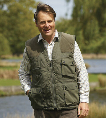 £19.99 • Buy Champion Brecon Bodywarmer Gilet Waistcoat Country Hunting Shooting Fishing