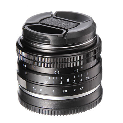 AU80.94 • Buy 35mm F/1.7 Lens For Sony E Mount A6500 A6300 A6000 A5100 A5000 A3000 A6000 NEX-6