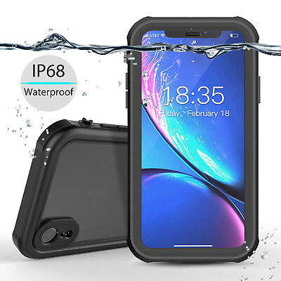 AU28.49 • Buy Underwater Diving Waterproof Cover Case For IPHONE X XR XS MAX 6 6S 7 8 PLUS