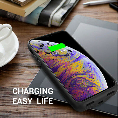 AU53.19 • Buy 2018 Newest Battery Charging Case For IPHONE X/XS/XR/XS MAX 6 7 8 Plus AU Ship