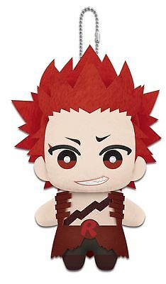$ CDN21.17 • Buy My Hero Academia Kirishima 6 Inch Plush Dangler Official Little Buddy (1701)