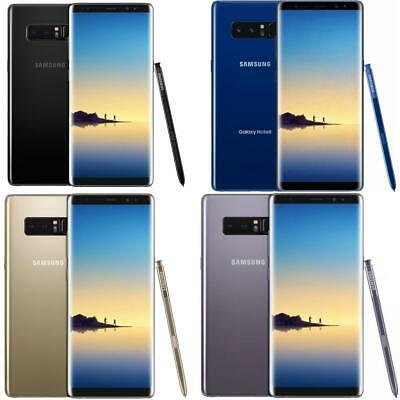 $ CDN299.63 • Buy Samsung Galaxy Note 8 - Unlocked - Black/Grey - N950U - 64GB - Smartphone