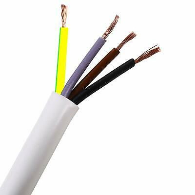 AU51.37 • Buy 20 AWG Gauge 4 Conductor Bare Unshielded Alarm Security Burglar Cable Wire.