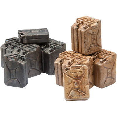 £25.99 • Buy SOL RESIN FACTORY, SCALE 1/16, WWII German Jerry Cans [20ea], Cat.no. MM189,