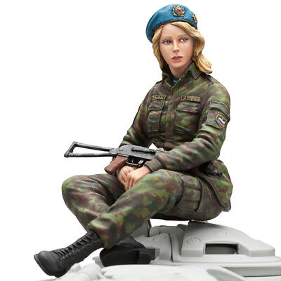 £36.10 • Buy SOL RESIN FACTORY, MM233, Russia Female Infantry , SCALE 1:16