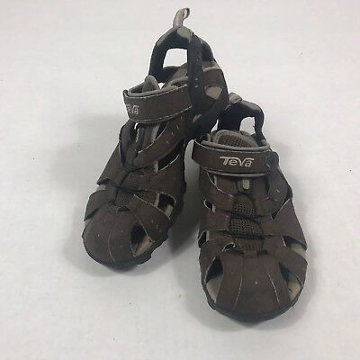 3f1c1044e Teva Women s Sandals Size 7 Mermaid Dozer 6944 Brown Hiking Water Shoes •  34.99