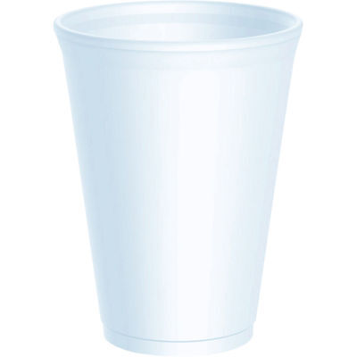 Smooth Insulated Cups 10oz White 1 Pack Of 20 RY30110 CLEARANCE  • 4.99£