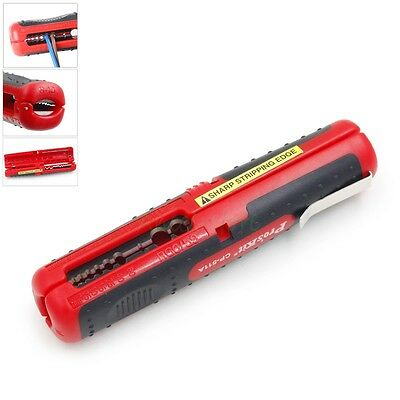 AU37.13 • Buy Stripping Tool AWG 20-10 (0.5/1/1.5/2.5/4/6mm) 8-13mm Cable Cutter Wire Stripper