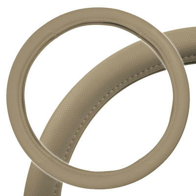 $16.79 • Buy ACDelco Perforated Smooth Comfort Synthetic Leather Steering Wheel Cover - Beige