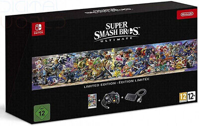 $326.13 • Buy Super Smash Bros. Ultimate Limited Edition (Nintendo Switch)