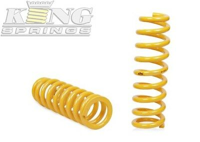 $238 • Buy King Springs Coil Springs Lowered Rear For BMW 5 Series 88-91 525 (E34) KDRS-13