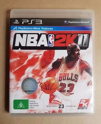 AU19.95 • Buy Nba 2k11 - Ps3