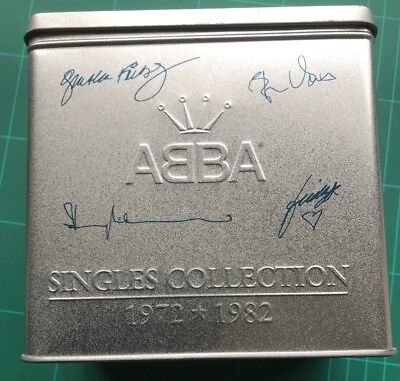 £110 • Buy Abba - Singles Collection 1972-1982