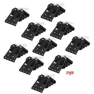 $ CDN83.77 • Buy 10x FMA Safariland Quick Locking System Kit Holster QLS TB1042 BK