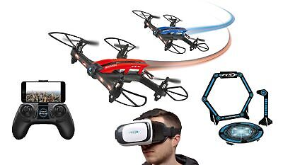 FTX Skyflash FPV Racing Drone, 720P Camera, VR Headset Goggles & Obstacles • 56.99£