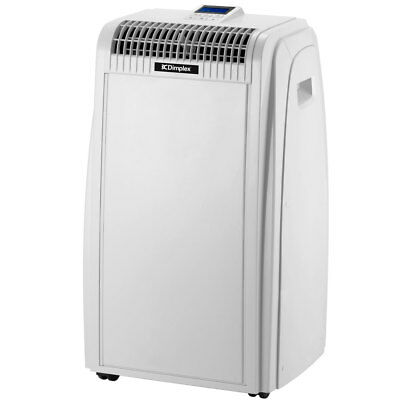 AU499 • Buy Dimplex 3.5kW Portable Refrigerated Air Conditioner With Dehumidifier DC12PAC