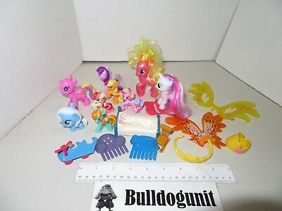 £10.87 • Buy My Little Pony Toy Lot Figure & Accessories Horse Plastic Comb
