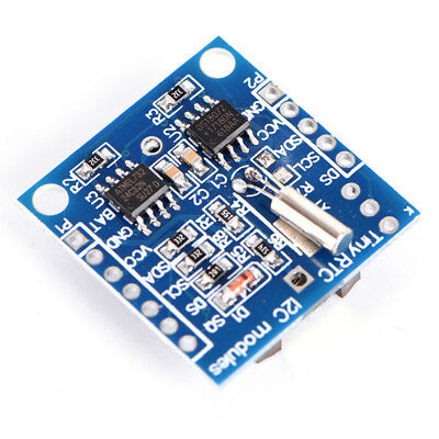 Arduino I2C RTC DS1307 AT24C32 Real Time Clock Module For AVR ARM PIC TS • 1.01