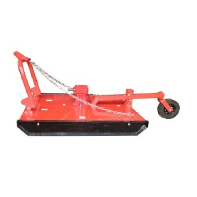 AU2499 • Buy Tractor Slasher 5ft 1450mm Offsettable With Rear Wheel, Adjustable Height