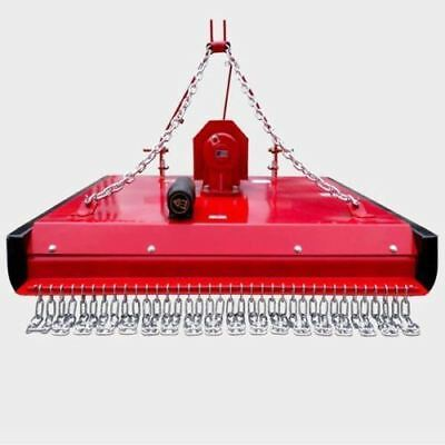 AU1499 • Buy Tractor Slasher 4ft 1200mm Width 45HP Gearbox Adjustable Cutting Height 25-100mm