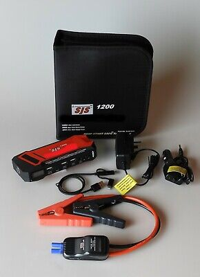 AU199 • Buy Sjs1200 Smart Start Charger 1200ma 500amp Jump Starter Technology Power Bank Rep