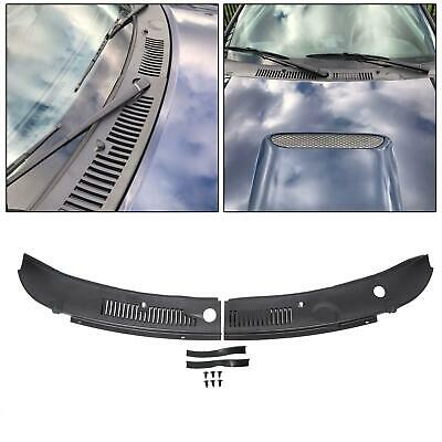 $31.90 • Buy Windshield Wiper Cowl Cover For 99-04 Ford Mustang IMPROVED Wiper Cowl Grille