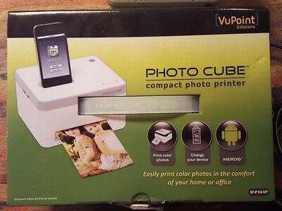 Vupoint Photo Cube Compare Prices On Dealsancom