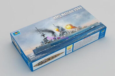 £30.45 • Buy Trumpeter 06717 1/700 HMS Nelson 1944
