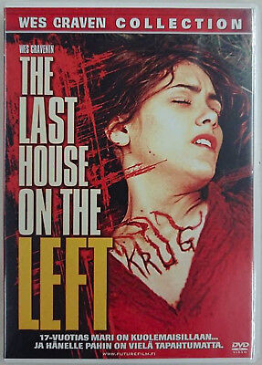 £19.99 • Buy Wes Craven's The Last House On The Left - [Rare Scandinavian Import]