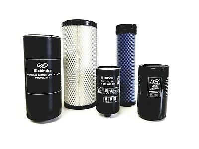 $164 • Buy  Filter Pack Of 5 For    Mahindra Tractor    6065  6075