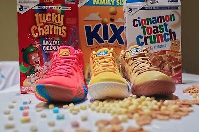 ec3dd49c278 SZ 8.5 Kyrie 4 Cereal Pack (Lucky Charms