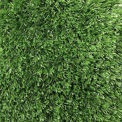 £65.88 • Buy Natural Look 10mm Artificial Grass, Quality Astro Turf, Realistic, Green, Cheap