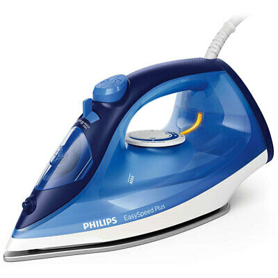 AU69 • Buy Philips EasySpeed Plus Steam Iron/Ironing Laundry Clothes W/Calc-Clean Slider