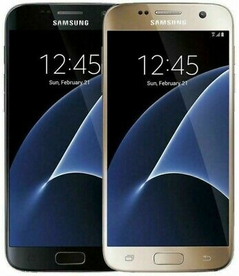 $ CDN153.13 • Buy Samsung Galaxy S7 - Unlocked / AT&T / T-Mobile / Global - 32GB - Android