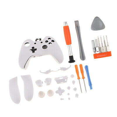 $16.41 • Buy Full Shell Kit Replacement Cover Case Set For Xbox One Elite Controller
