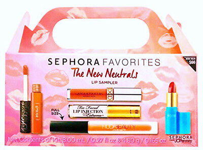 3589eee26b1 Sephora Favorites The New Neutrals Lip Sampler, 5-PC Set • 27.99$