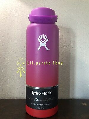 $70 • Buy Hydro Flask 40oz Limited Edition PNW Collection +FREE SHIPPING