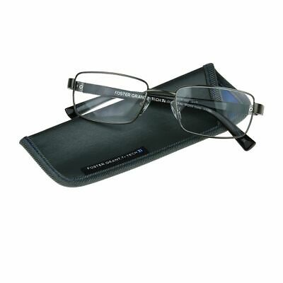 0a4d5210f13 Mens Foster Grant Pare S On Dealsan. Foster Grant Magnivision 1 50  Alumineyes Reading Glasses
