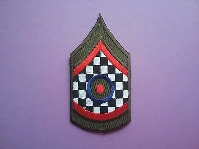 Mod Scooter Ska Soul Sew On & Iron On Patch:- Patch Name To Follow • 2.95£