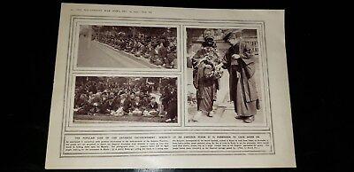 The Illustrated War News French Mine And The Japanese Enthonemnet Collectible  • 28.60£