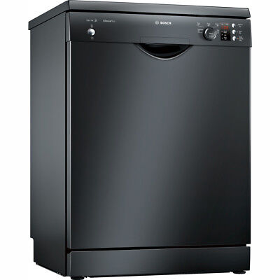 View Details Bosch SMS25AB00G Serie 2 A++ Dishwasher Full Size 60cm 12 Place Black New From • 345.00£